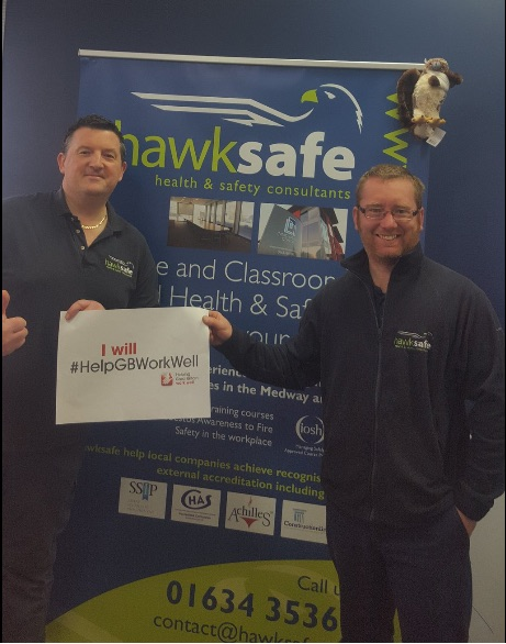 Hawksafe helping Great Britain work well